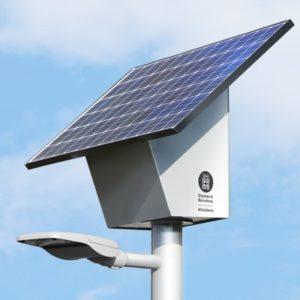 Valgusti Solar Diba